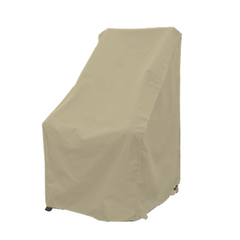 Patio High Back Dining Chair Cover 27