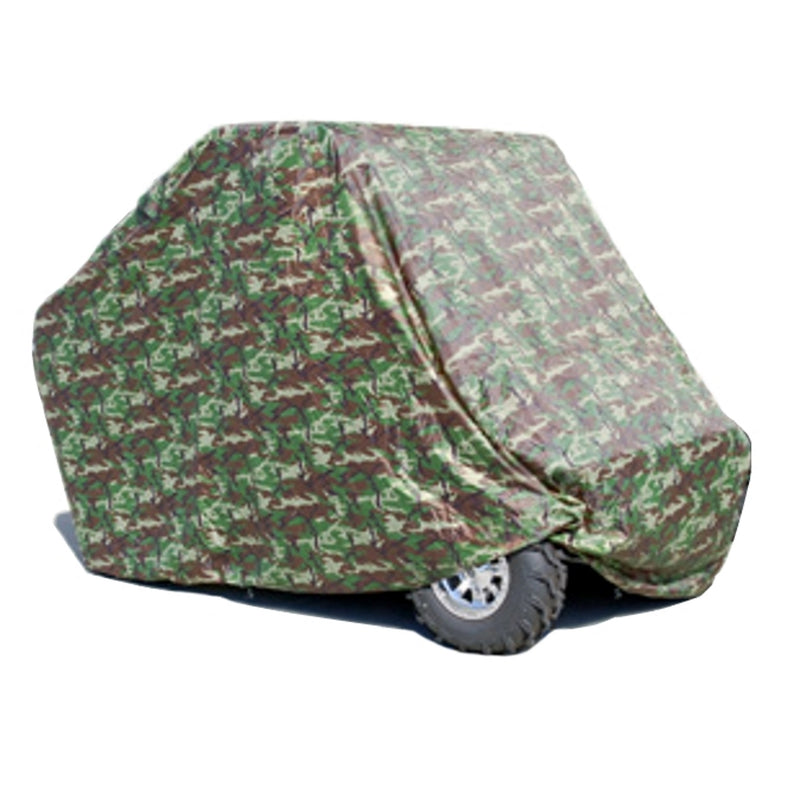 "UTV Cover - Large Camouflage 120"" L x 62"" W x 75""H - Formosa Covers"