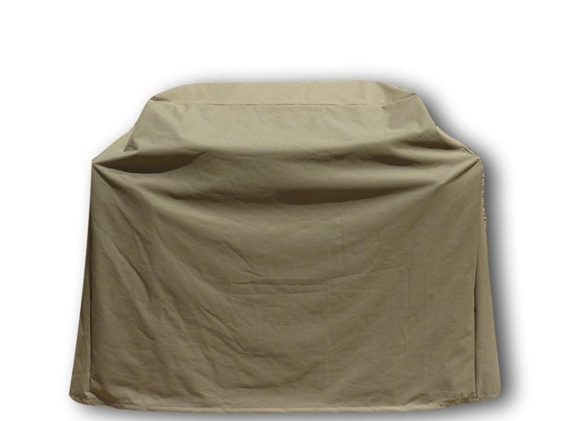 "BBQ Outdoor Grill Cover 45""L x 24""D x 40""H Taupe - Formosa Covers"