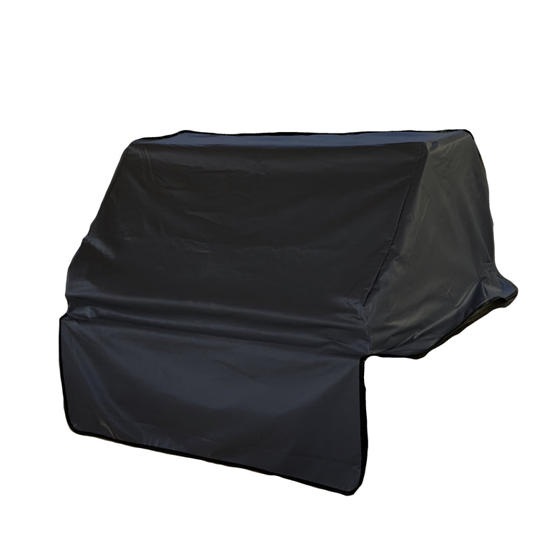 "Built-In BBQ Outdoor Gas Grill Cover 33""L x 30""D x 16""H Vinyl Black"