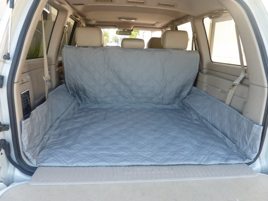 "Deluxe Padded Cargo Liner  52""W x 93""L in Grey - Formosa Covers"