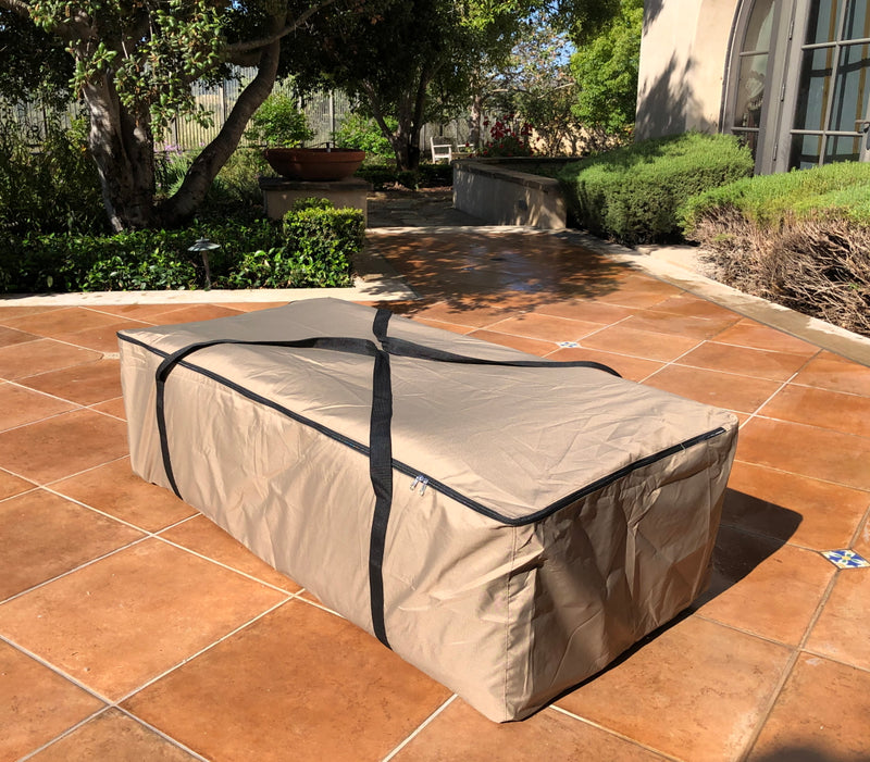 Patio Cushion Storage Bag