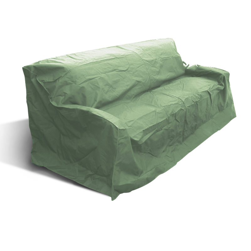 "Patio Outdoor Large Sofa Cover Up to 93""L Aspen Green"