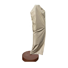 Patio Umbrella Cover Universal Fit Off Center Cantilever Umbrelllas Classic Taupe - Formosa Covers