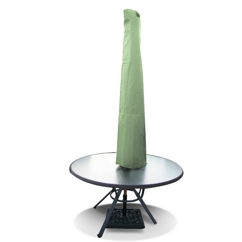 Patio Umbrella Cover Fits 7FT to 11FT Umbrellas Aspen Green