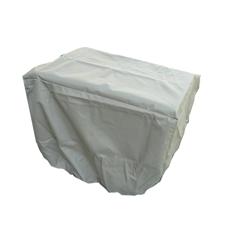 "Outdoor Generator Cover Fits up to 37""L, 15000 Watts Classic Taupe - Formosa Covers"