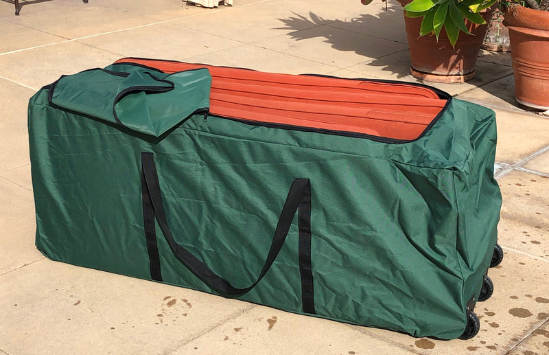 Rolling Patio Cushion Storage Bag - Formosa Covers