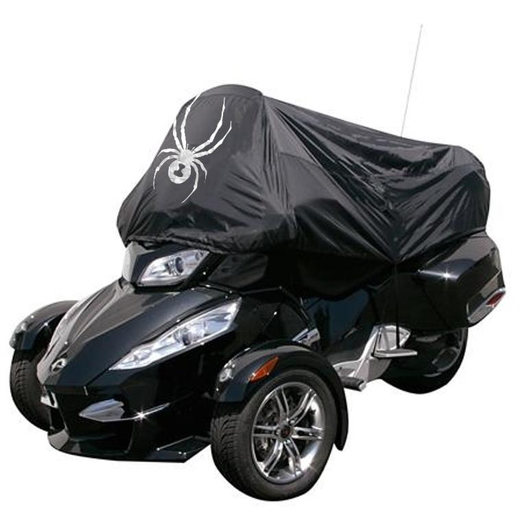 Can-Am Spyder Touring Model Half Cover for RT and ST Limited - Formosa Covers