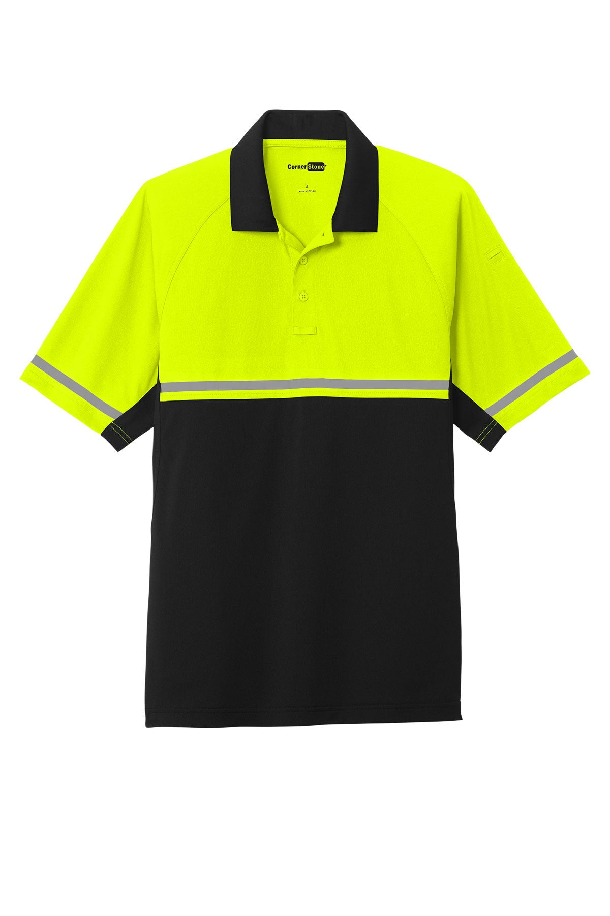CS423 CornerStone ® Select Lightweight Snag-Proof Enhanced Visibility Polo