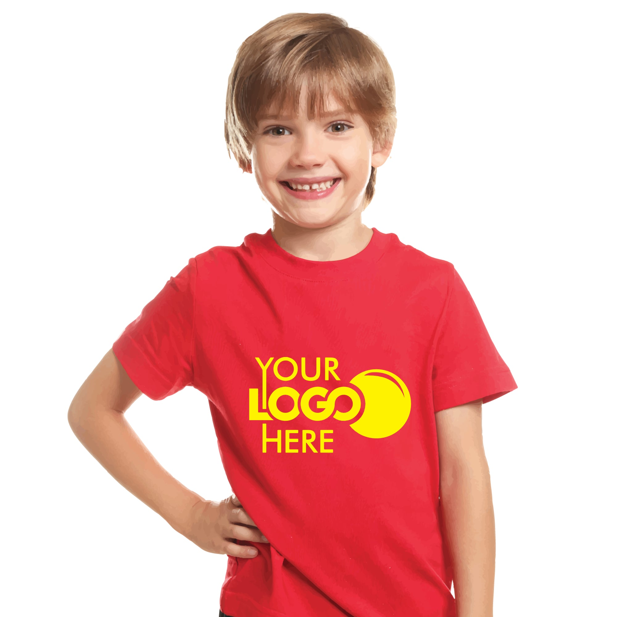 Kid's Port & Company® Core Cotton Tee