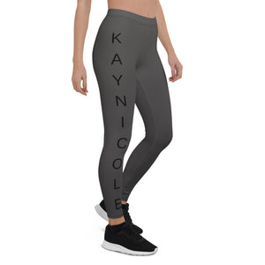Cyber Grey Leggings