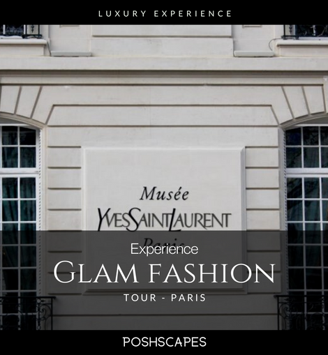 Glam Fashion Tour Paris