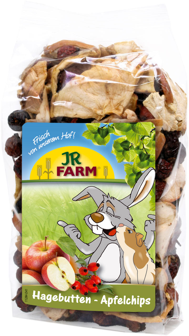 JR Farm rosehip apple chips