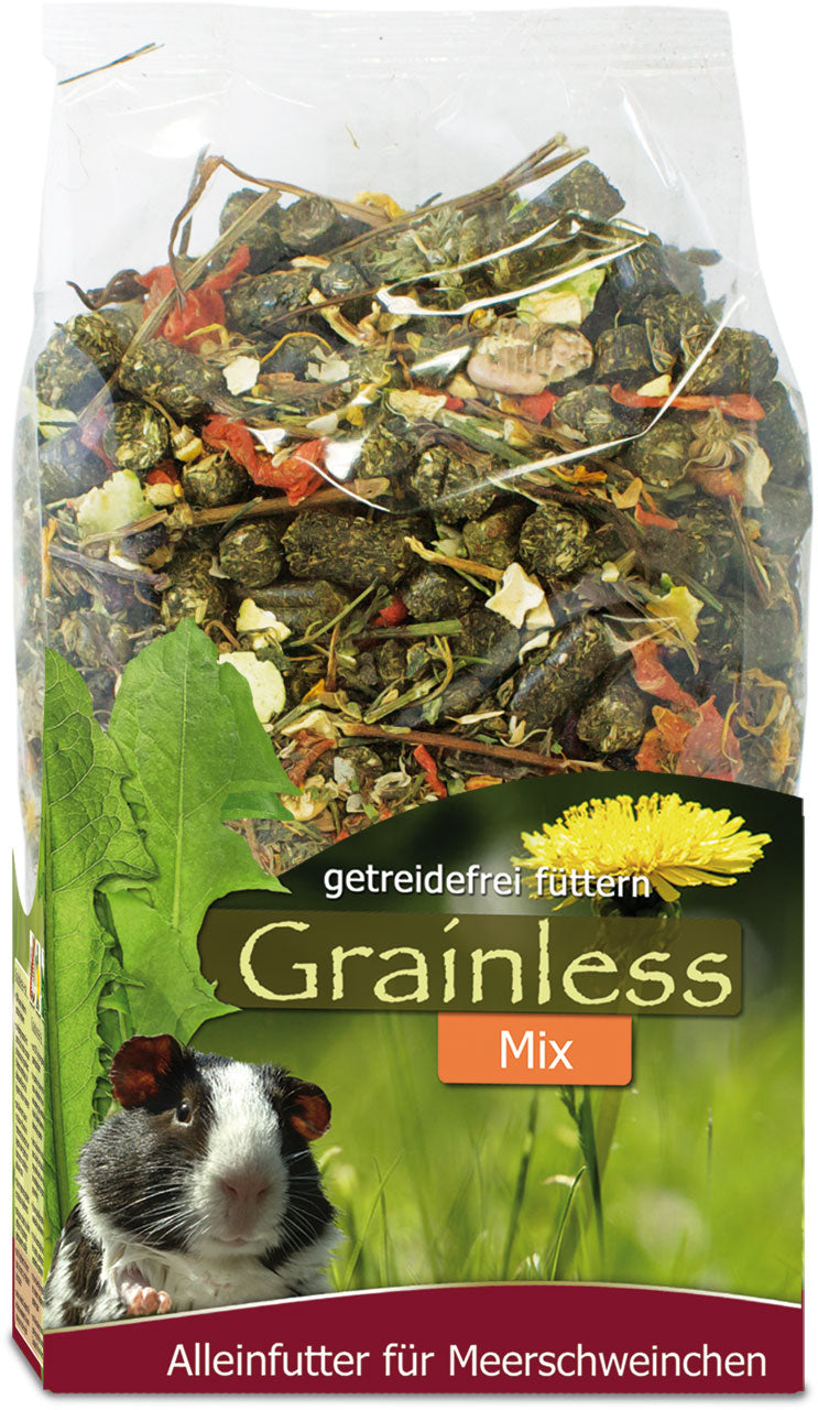 JR Farm rodent Grainless mix for guinea pigs