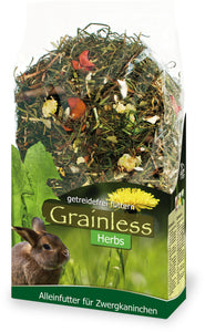 JR Farm Grainless Herbs Dwarf Rabbit