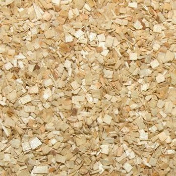 Aspen chip bedding
