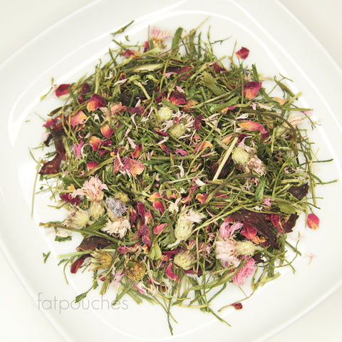 Aromatic greens mix