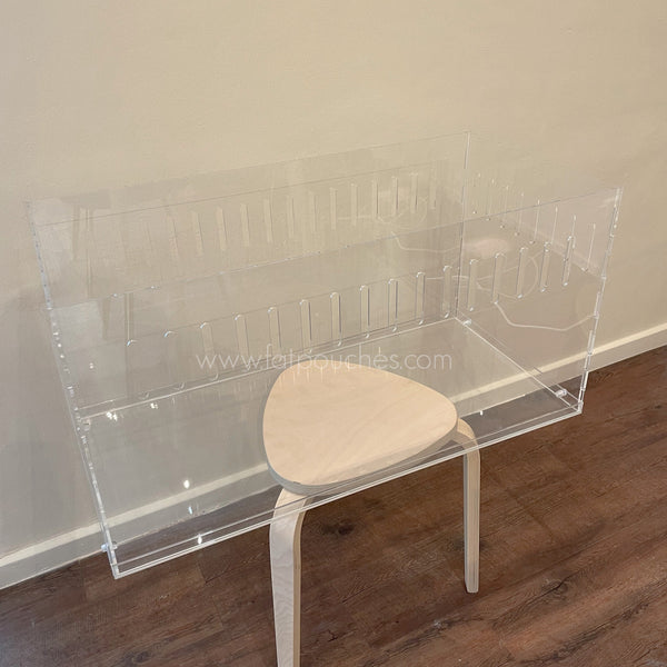 Dismantleable Clear Acrylic Tank with Lid (Multiple sizes)