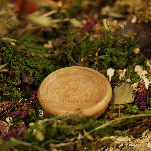 Beech Wood Dish (Light)