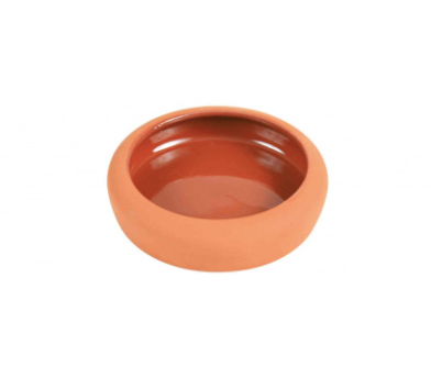 Glazed Terracotta Bowl