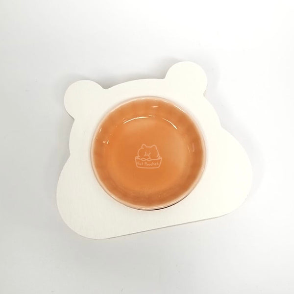 Beary Food Bowl