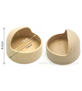 Natural Sand Potty