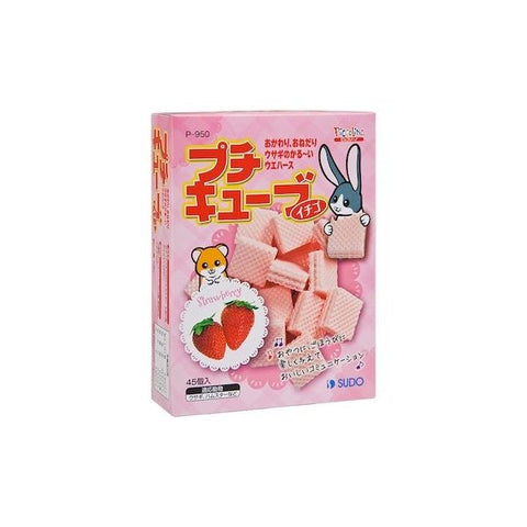 Sudo Petit cube strawberry wafer