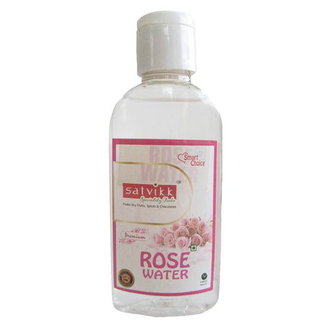 SATVIKK ROSE WATER 100ML