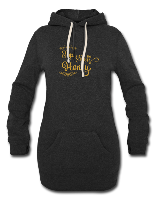 Top Shelf Honey - Women's Hoodie Dress