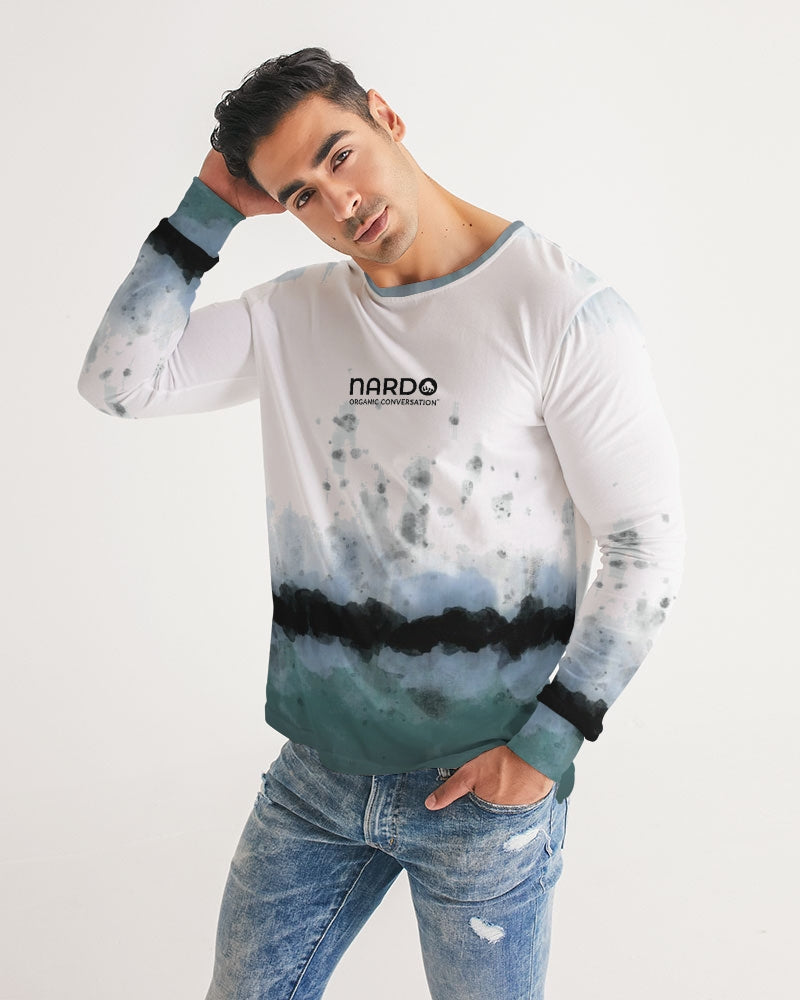 Ocean Front -  Men Long Sleeve Tee
