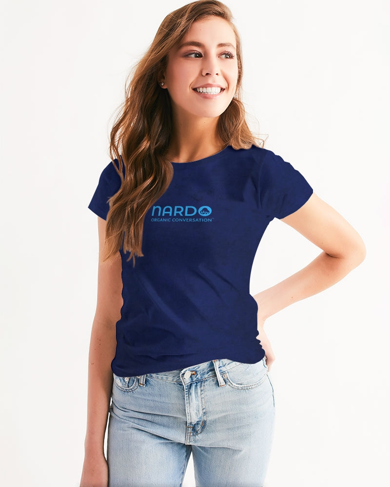 Nardo Organic Women's Blues Women's Tee
