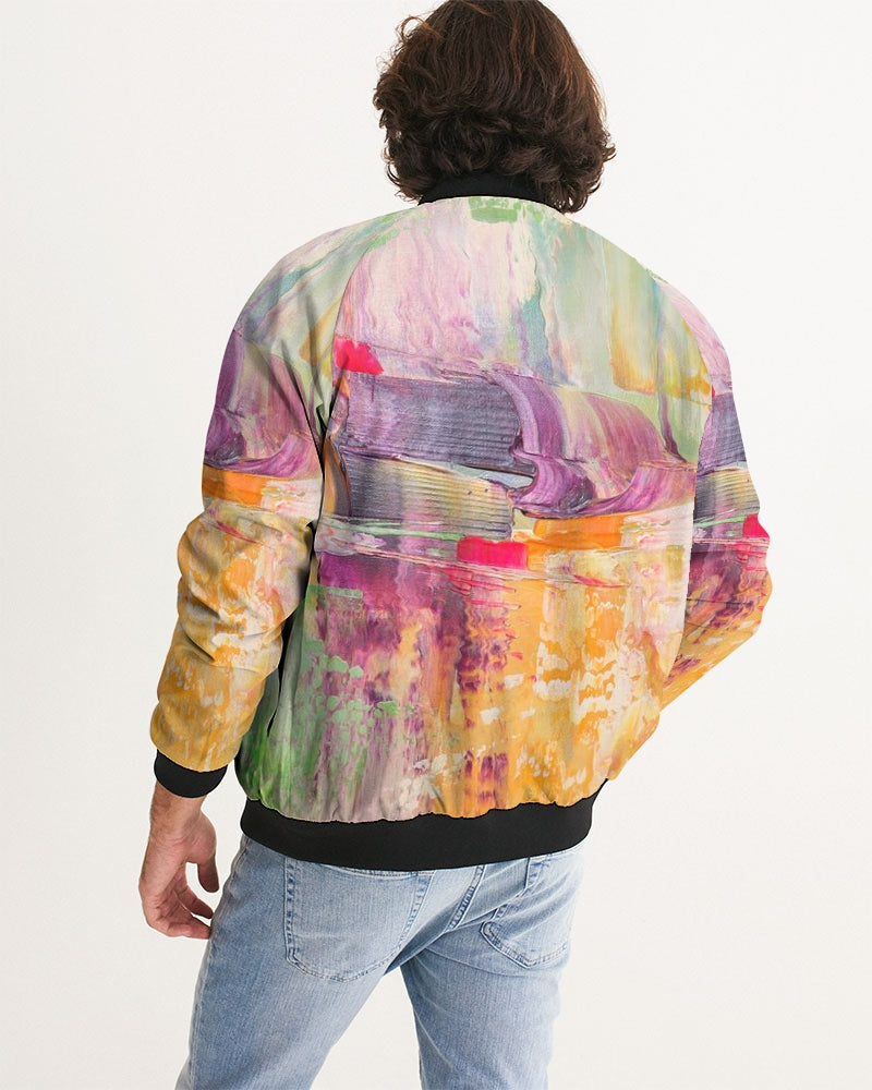 Graphic Life - Men's Bomber Jacket