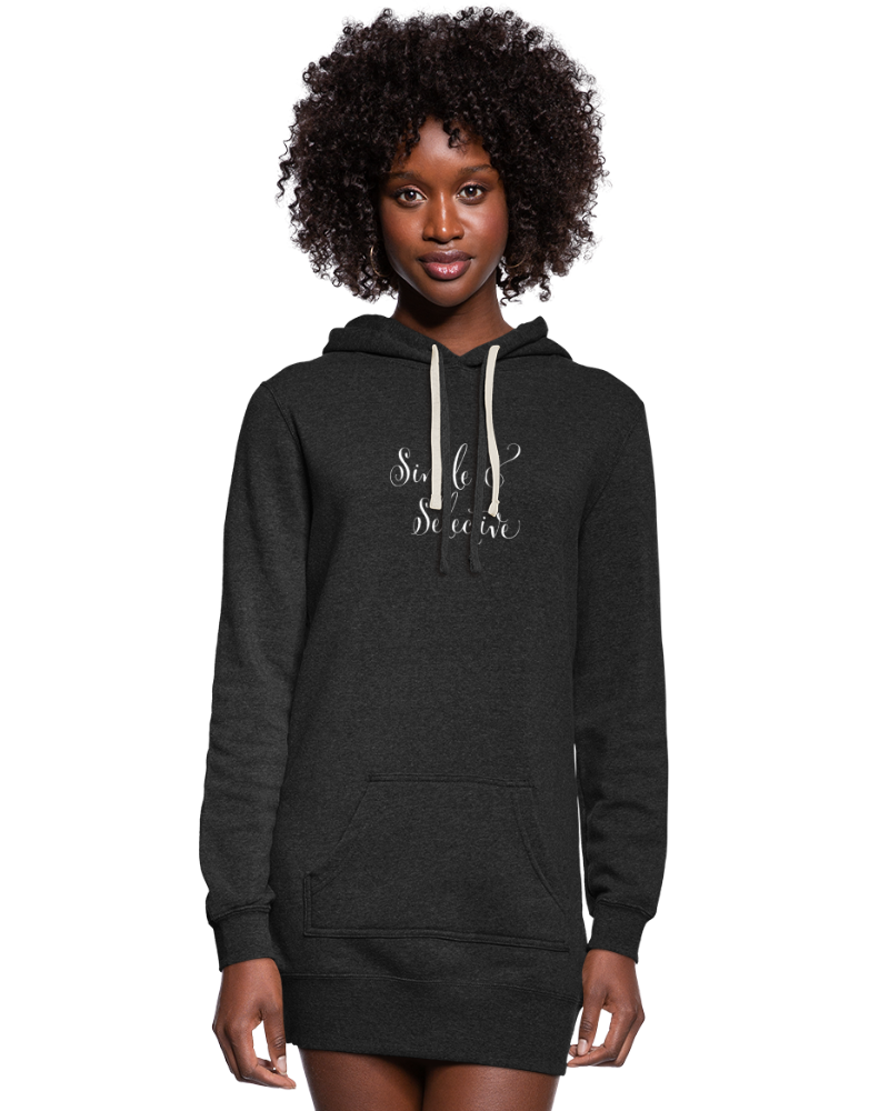 Nardo Organic Women's Single & Selective Hoodie Dress