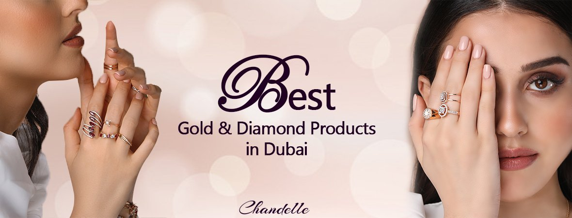Gold & Diamond Jewellers in Dubai