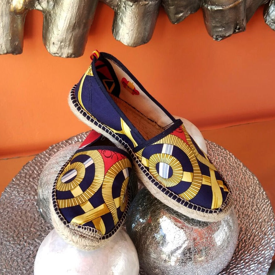 Respoke Espadrilles in Fashion Unfiltered