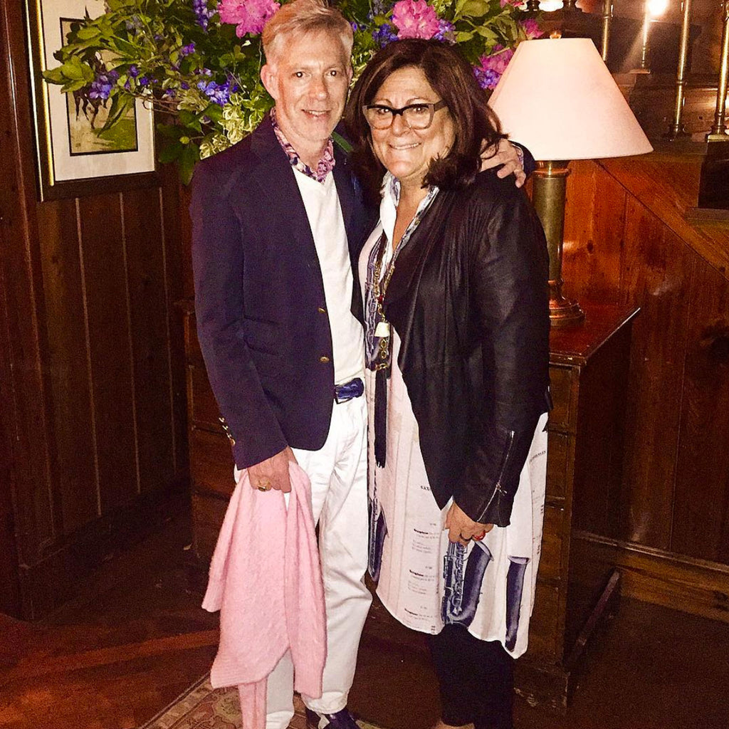 Polo Bar with Fern Mallis