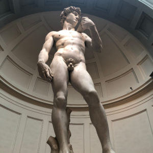 The David, Florence Italy