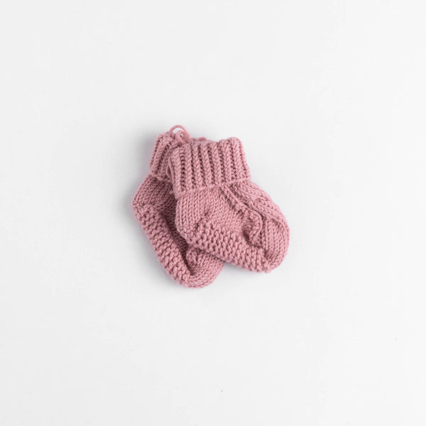 Baby Booties Strickschuh