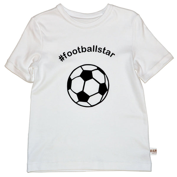T- Shirt Football- Star
