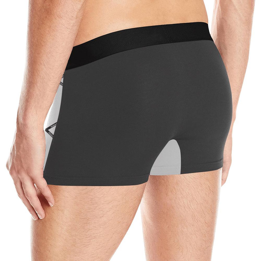 Men's Wakerlook Design Print Boxer Brief