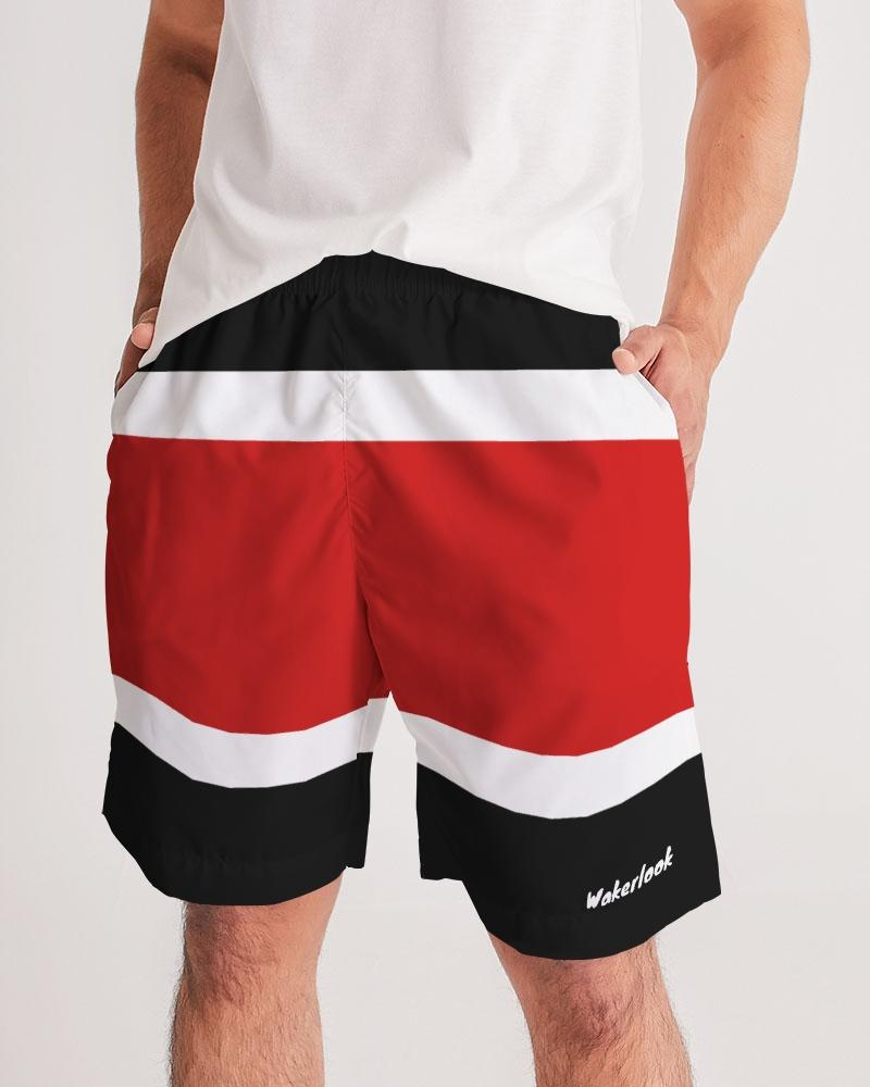 Wakerlook Men's Jogger Shorts