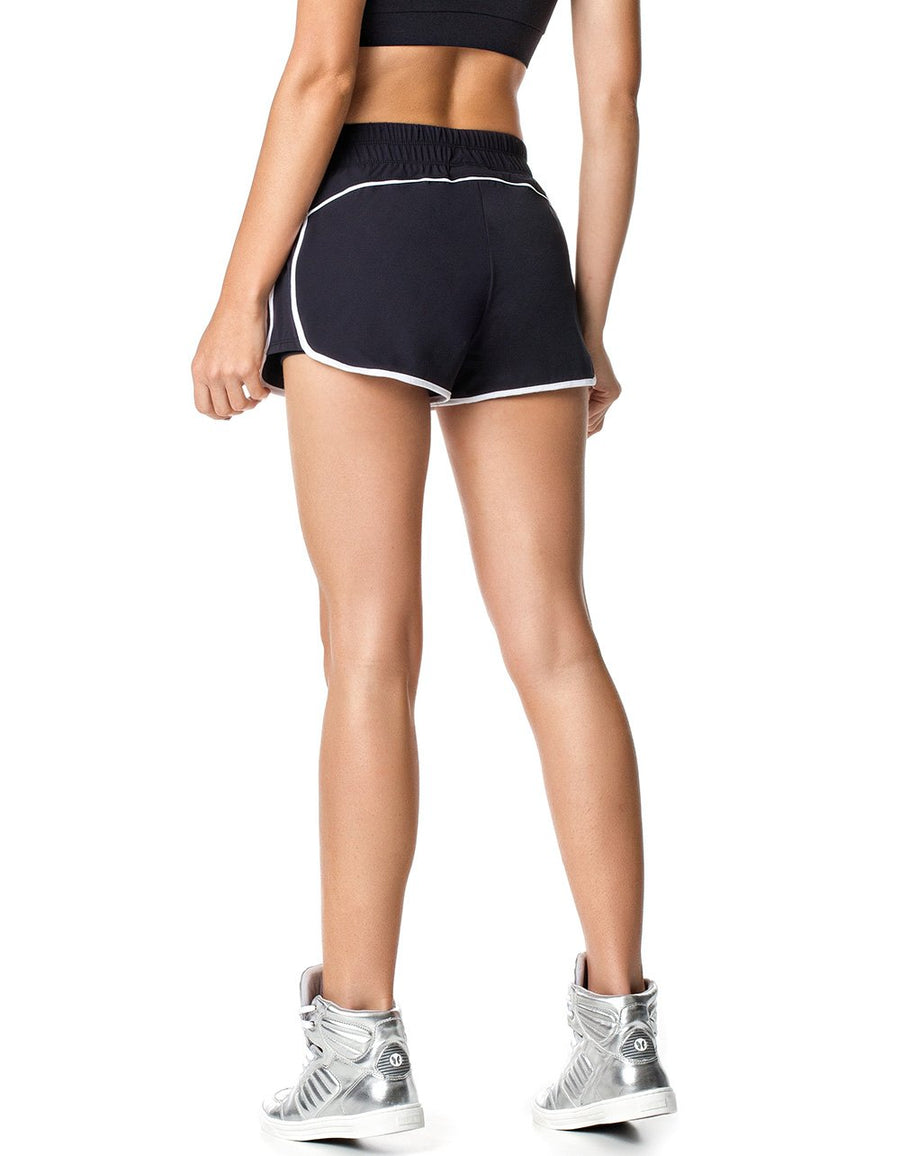 SHORTS 116 DELAVIGNE BLACK