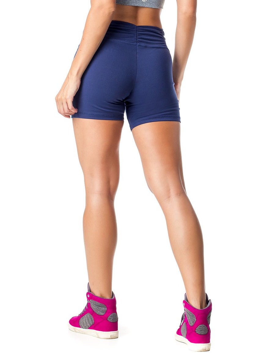 SHORTS 45 COS FRUFRU NAVY BLUE