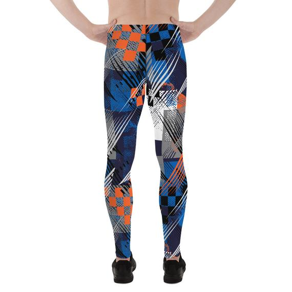 Mens Leggings - Sports Style Leggings