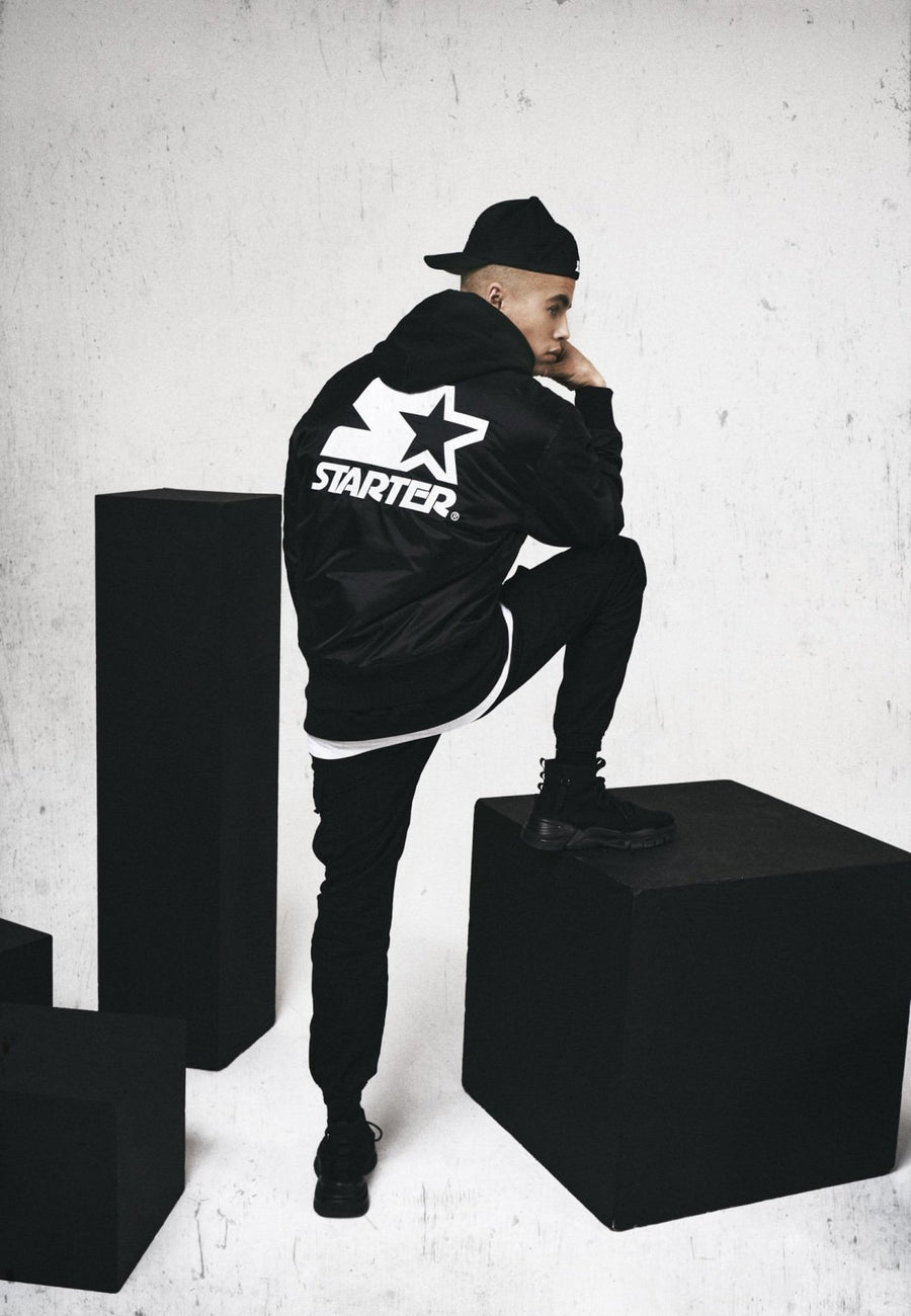 Starter The Classic Logo Bomber Jacket