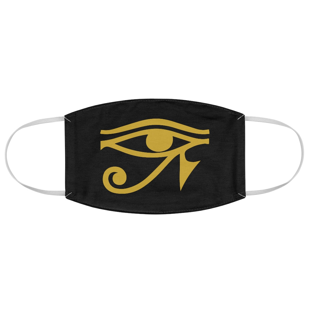 Gold Eye Of Horus Face Mask