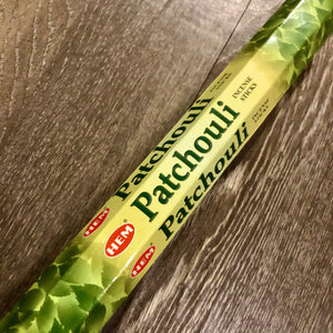 Patchouli Incense 20 Sticks