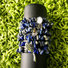 Load image into Gallery viewer, Blue Lapiz Azul Bracelet (1 of each)