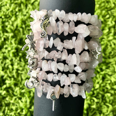 Rose Quartz Bracelet (1 of each)
