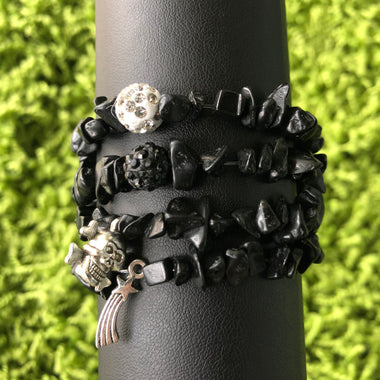 Black Onyx Bracelet (1 of each)